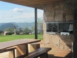 cuisine d t moderne cuisine d ete en maison design sibfa com moderne