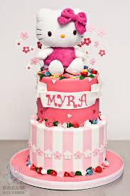 hello birthday cakes hello 2nd birthday cake bearkery bakery