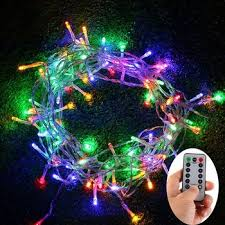 battery operated led lights with timer 100 leds outdoor fairy string lights battery operated with remote