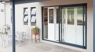 Patio Door Security Shutters Trellidor Home Business Security