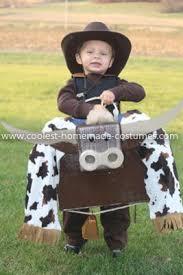 Halloween Costumes 1 Yr Boy Coolest Bull Rider Costume Bull Rider Costume Costumes