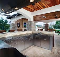 Outdoor Cabinets Outdoor Kitchen Cabinets Landscaping Network