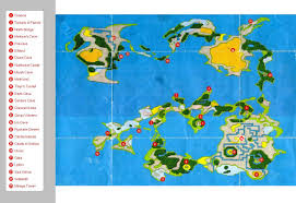 Final Fantasy 1 World Map by Diagram Free Collection World Map For Final Fantasy 1 At Ff1