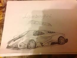 lamborghini logo sketch lambo egoista drawing lvlgaming 2017 nov 13 2013