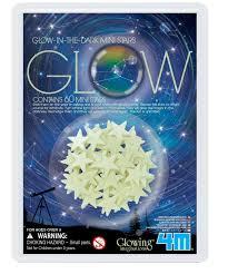amazon com 4m 5143 glow in the dark mini stars pack of 60 toys amazon com 4m 5143 glow in the dark mini stars pack of 60 toys games