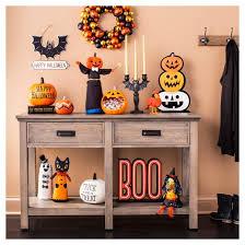 Happy Hutch Company Happy Halloween Boo Foam Pumpkin Large Assorted Styles Hyde
