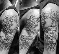 10 grandpa tattoos designs 简单的黑色鲤鱼图腾图案纹身图案