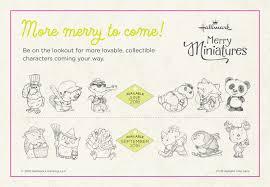 hawaii keepsake collectors club even more hallmark merry miniatures