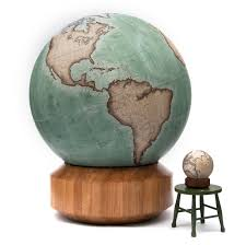 one of the world u0027s last remaining globe makers that use the