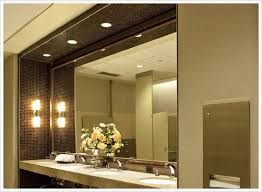 restrooms lexicon lighting technologies led ls commercial