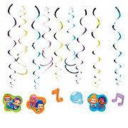 bubble guppies diy party ideas