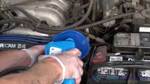2002 toyota 4runner engine change filter replacement toyota 4 runner 1995 2002