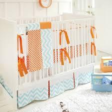 Neutral Nursery Bedding Sets Orange Crush Crib Bedding Set 27 1 Neutral Nursery Sets Clementine