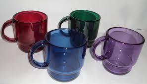 Elegant Coffee Mugs Tupperware Sheerly Elegant Tabletop Stacking Mugs Coffee Cups Gem