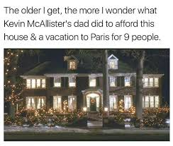 Home Alone Meme - how much money does kevin mccallister s dad make what did kevin