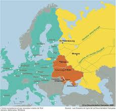 l est europe autres pays cartes la documentation française
