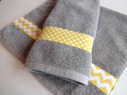 Gray And Yellow Bathroom by Bath Towels Yellow Grey Bath Towels Yellow Grey Yellow And