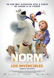 norm of the north movie poster 5 posters pinterest rob