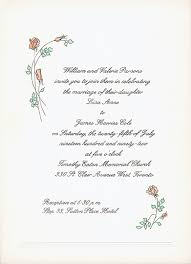 Invitation For Marriage Astounding Personal Invitations For Wedding 69 In Wedding