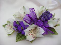 purple corsage blue and purple corsages search
