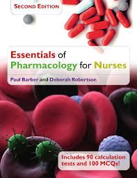 essentials of pharmacology for nurses amazon co uk barber