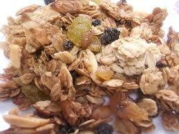 super chunky granola u2013 diane u0027s food blog