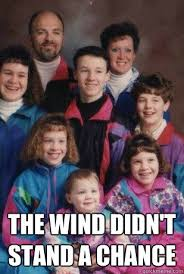 Family Photo Meme - windbreaker family memes quickmeme