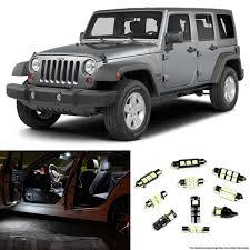 led lights for jeep wrangler jk 2007 2014 jeep wrangler jk interior led lights package