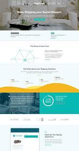 responsive web design case study shiphawk
