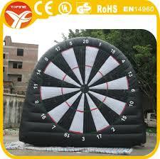 Inflatable Pool Target Inflatable Dartboard Inflatable Football Target Type Inflatable