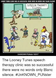 Looney Tunes Meme - looney toons clinic was so successful there were no words only blanc