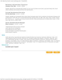 Show Me A Sample Resume by Resume Tuan A Vu