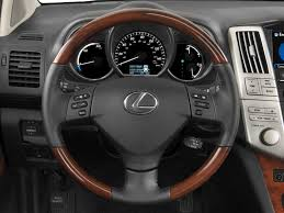 reviews on 2007 lexus rx 350 image 2008 lexus rx 400h fwd 4 door hybrid steering wheel size