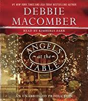 angels at the table angels at the table angels everywhere 7 by debbie macomber
