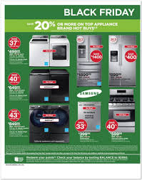 washer and dryers black friday sears black friday ad and sears com black friday deals for 2016