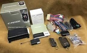 python remote start ebay