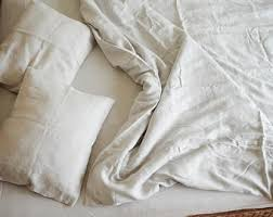 Natural Linen Duvet Cover Queen Pure U0026linen By Pureandlinen On Etsy