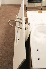 How To Install A Bathroom Sink And Vanity by How To Install A Pre Made Vanity Top Withheart
