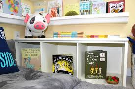 One Step Ahead Bookshelf How To Set Up A Reading Nook Kids Love Plus Diy Rain Gutter