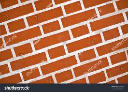 red brick wall white paint between stock photo 36660832 shutterstock