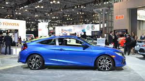 2017 honda civic si adds turbo still makes 205 hp