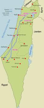 sheva israel map file national water carrier of israel en svg wikimedia commons