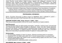 resume format for pharmacist freshers and retail pharmacy
