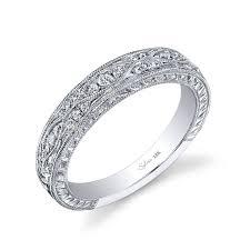 engraved wedding bands 15 best ideas of engraved wedding bands