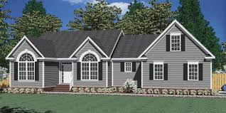 house plans with garage on side southern heritage home designs house plan 1974 b the marion b