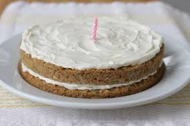 extra special banana bread birthday cake for toddlers u2014 yummy