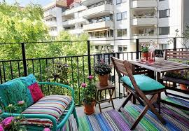 amazingly pretty decorating ideas for tiny balcony spaces 46