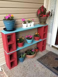 best 25 outdoor shelves ideas on garden wall planter