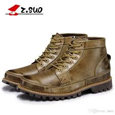 s boots and the quality of the boots leather fashion