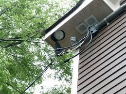 nashville home inspection exterior lighting installation